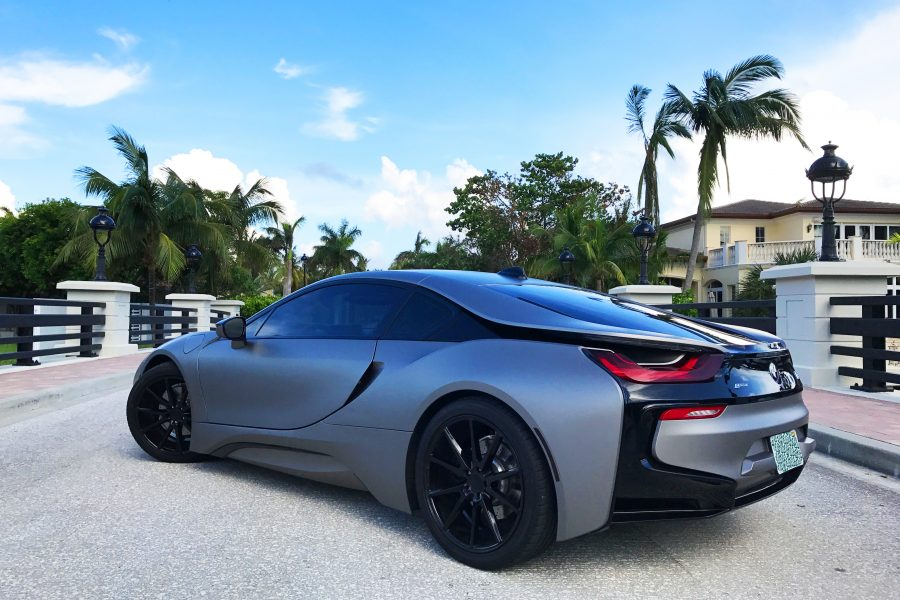 ... Rent Bmw I8 Miami