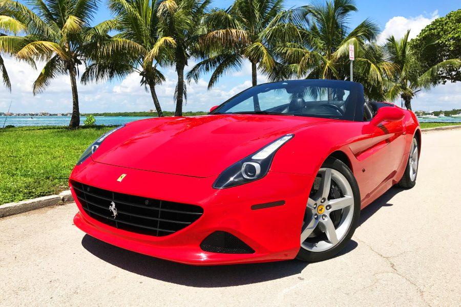 Ferrari California Rental Miami - Ferrari for rent at Top ...