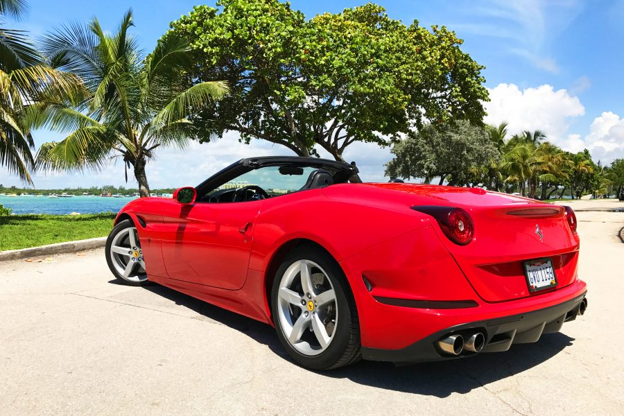 Rent High End Car Miami