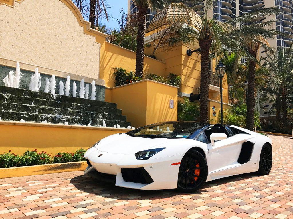 Exotic Car Rental Miami 1 Miami Exotic Car Rental