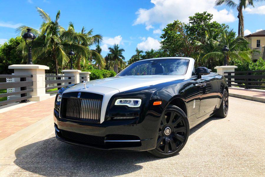 Rolls Royce Dawn Rental Miami Find Out Best Rolls Royce Rental Price