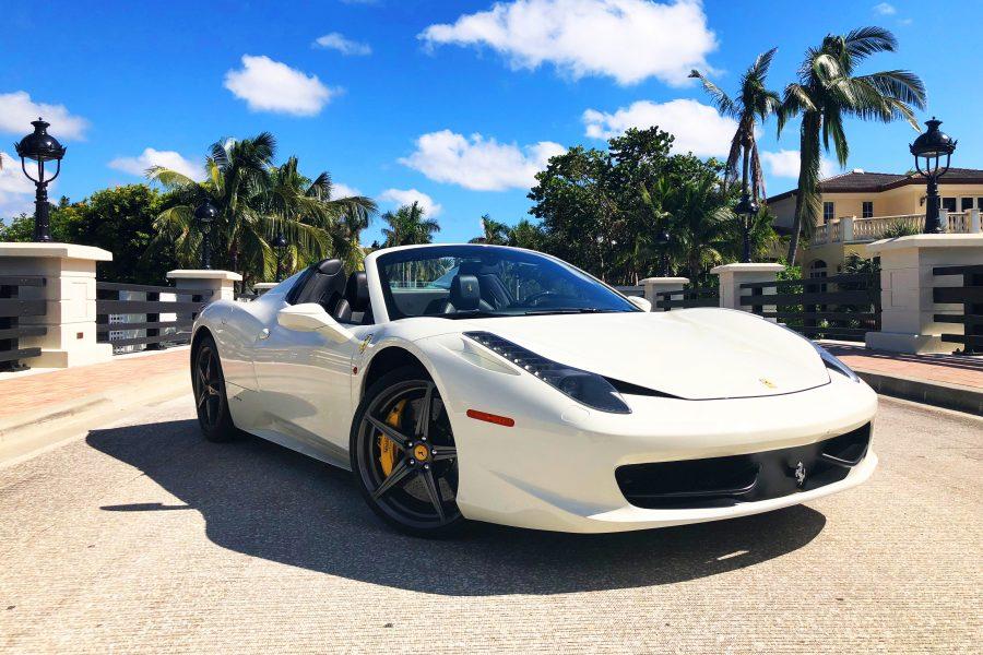 Ferrari Rentals